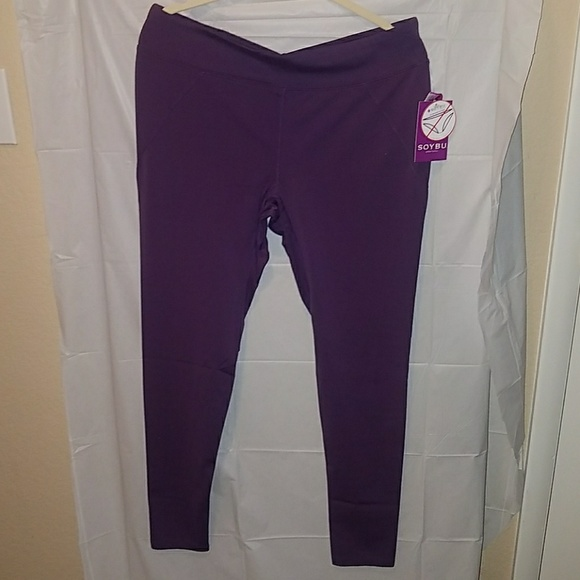 b8ce7e016c soybu Pants | Commando Yoga In Concord Grape Xl | Poshmark